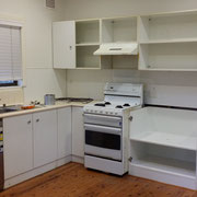 Hunters Hill kitchen renovation before