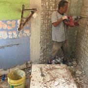 Redfern Bathroom Renovation Before
