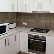 Freshwater kitchen renovations after photo, with smart kitchen design at budget price
