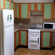 Freshwater kitchen renovation before