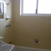 Meadowbank Bathroom Renovations Before