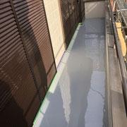 外壁塗装 ベランダウレタン防水