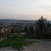 Blick über Nitra