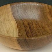 Holzschale Nußbaum 16 cm x 5 cm