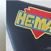 Motivtorte He-Man mit Tortenfigur He-Man