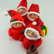 Weihnachtswichtelgruppe