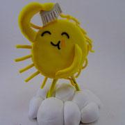Tortenfigur Sonne