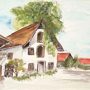 Bauernhaus in Salzburg