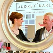 """Carolin Raquet von """"Audrey & Karl"""" in Mannheim"""