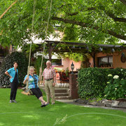 Ein Garten für drei Generationen