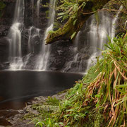 Glenariff Waterfalls & Forest Park, Nordirland