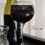 Verre à vin / Agathe Rouy-Copier / verre soufllé au chalumeau - Strate Collège