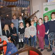 Benefizkonzert im Café Haertle