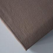 Split-Topper Spannbettlaken in hervorragender Passform und Qualität für unterschiedlich einstellbare Kopfteile, Farbe nougat