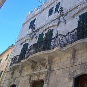 Museu del Modernismo in Soller - ein weiteres Beispiel des katalanischen Jugendstils auf Mallorca