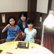 金沢市観光協会主催の体験イベントに出展