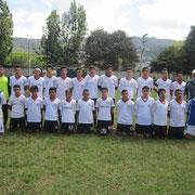 Equipo Prejuvenil y Juvenil , Clausura Dic.20 2014