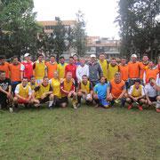 Equipo de Padres de Familia de la Escuela de Fútbol San Pablo, Clausura Dic. 2014
