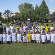 Equipo Pre-infantil, Clausura Dic.20 del 2014