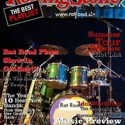 """""""...on the Cover of the Rolling Stone"""" ;-)"""