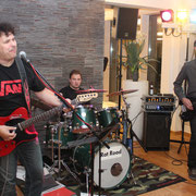 Erster Gig nach Sommerpause 2013 - Party 10 Jahre FIT for FRIENDS in Ebersberg