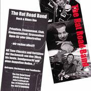 Unser Promotion Flyer 2013