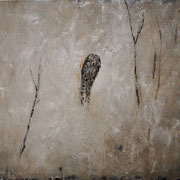 Traslado - Move - Óleo sobre tela 55 x 50 cm