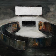 Altered show - 2020 Óleo sobre tela 55 x 35 cm