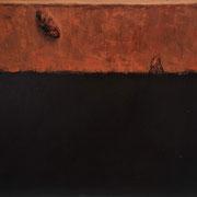 Stage - Óleo sobre tela - Oil on canvas 65 x 55 cm 2021