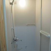 こちらはシャワーユニットです。