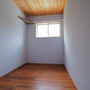 3帖の寝室。