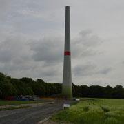 o9.o5.2o14 Neubau 3 MW Windrad Haard