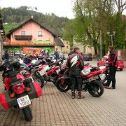 Tour in die Südsteiermark im Mai 2005