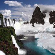 PS Iguazu/Brasilien - LemaireKanal/Antarktis