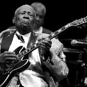 B.B.King in Wien