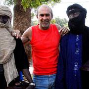 Mit zwei Tuareks
