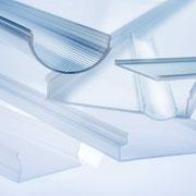 ATHEX-Abdeckprofile für lineare Industrieleuchten