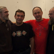 Г. Михеев, А. Степанян, С. Евтухов и В. Павлов