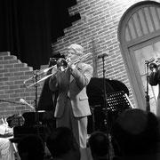 Mit Craig Klein und Leroy Jones (Barrelhouse Gala Tour, 200x?)