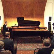 An zwei Pianos mit Stefan Ulbricht
