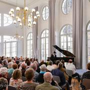 Solo im Cosel-Palais Dresden, 2014...