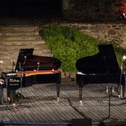 Jazz meets Klassik - in Aktion mit David Frenkel