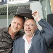 Nicht schwer unter einen Hut zu bringen: Jazz meets Klassik mit David Frenkel