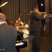 Barrelhouse Jazzband Gala Tour mit Wynard Harper und Wycliffe Gordon