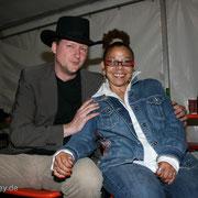 Lillain Boutté, musikalische Botschafterin von New Orleans war in Bad Hersfeld beim Live Jazz
