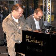 Kla4händig mit Frank Muschalle