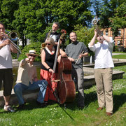 Jan Luley Band mit Joe Wulf, Lindy Huppertsberg, Tobias Schirmer, Christian Rien und Thomas L'Etienne
