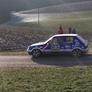 Jännerrallye 2009 - SP Pregarten