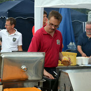 BBQ am Baggersee