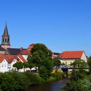 Die Schöne an der Fulda
